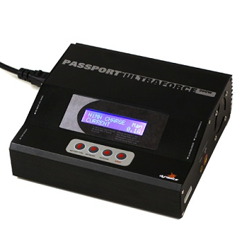 Dynamite RC Passport UltraForce 200W AC/DC Charger