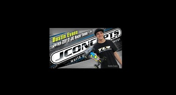 TLR's Dustin Evans Signs With JConcepts For 2012
