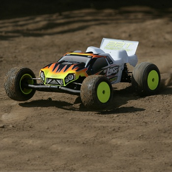 Losi RTR 22T 2WD Truck