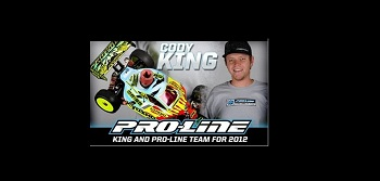 Pro-Line Teams Up With Cody King For 2012 Race Season