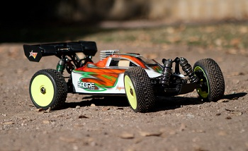 Method RC Sabre Buggy Body For The TLR 8IGHT 2.0