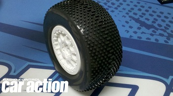 Sneak Peek At Pro-Line's New Tazer Short Course Tire