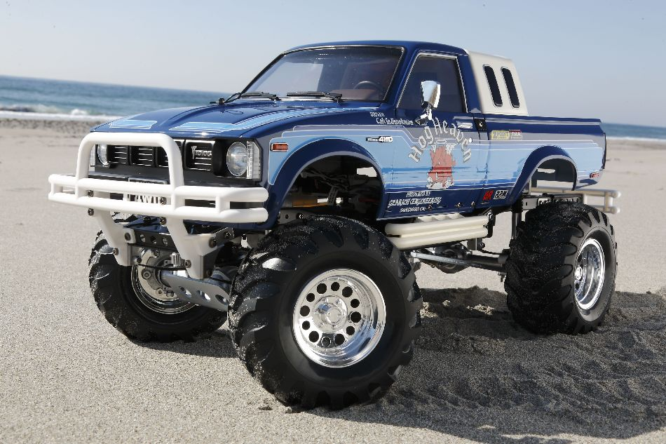 The Tamiya Bruiser is back!