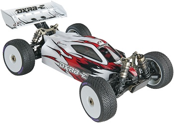 Duratrax DXR8-E 1/8 Brushless 4WD Buggy Race Roller