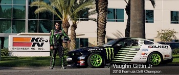 K&N, Vaughn Gittin Jr. & HPI Racing Video Contest
