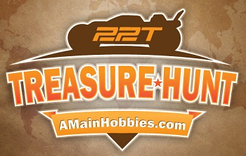 A Main Hobbies Announces The Team Losi Racing 22T Treasure Hunt