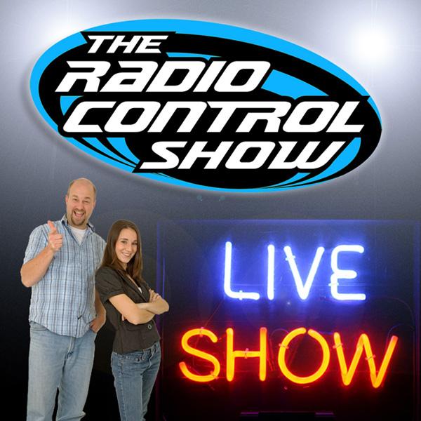 The Radio Control Show LIVE!