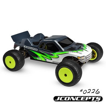 JConcepts Illuzion Finnisher Body For The TLR 22-T