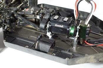 SkoPod Losi 5IVE-T Brushless Conversion Kit