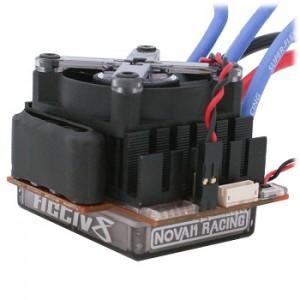 Used 1 Vintage RC Novak ESC Heat Sink Heatsink Black