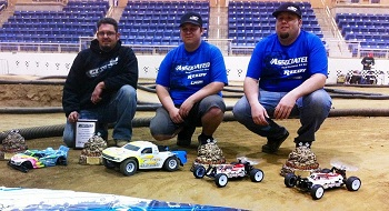 2012 Motorama: Four Victories For Team Associated/Reedy/LRP