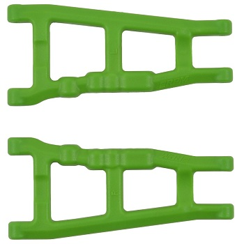 RPM Green A-Arms For The Traxxas Slash And Stampede