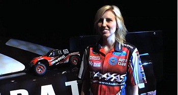 Traxxas Sponsored NHRA Driver Courtney Force Featured On ESPN