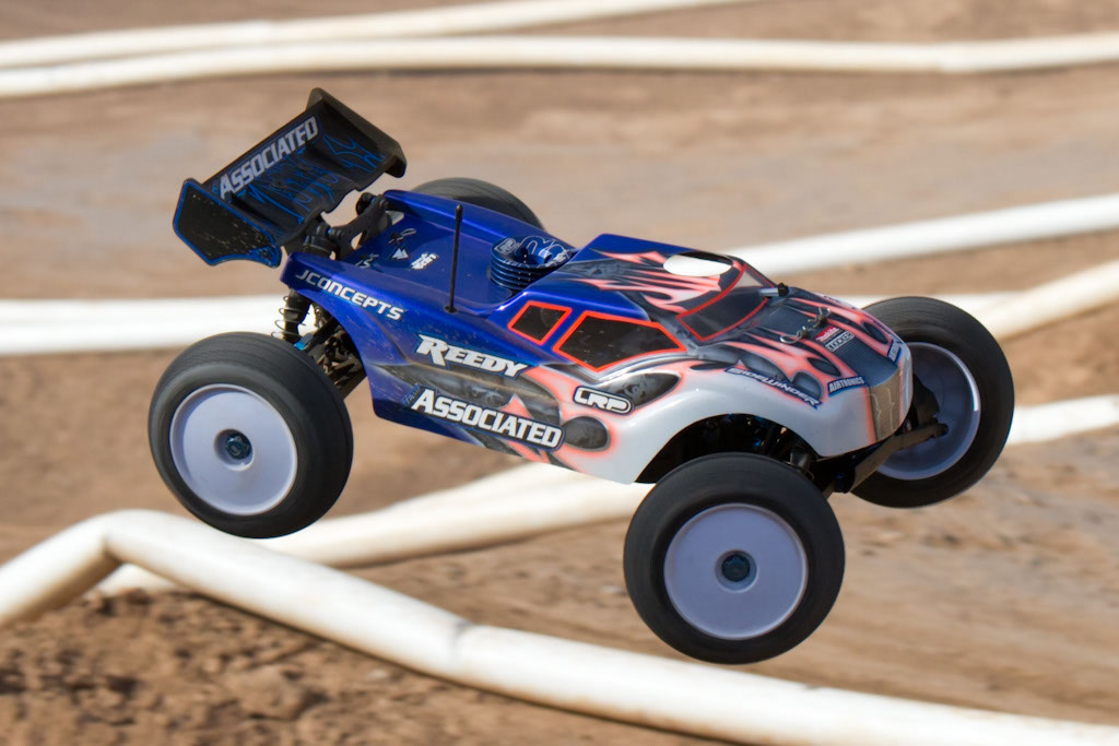 2012 Dirt Nitro Challenge Day 2 Coverage – Truggy Qualifying