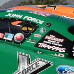 Who'd have ever guessed we'd see an RC manufacturer name affixed to NHRA legend John Force's funny car!