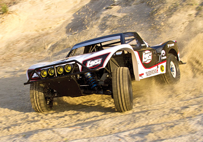 Losi 5IVE-T 4wd