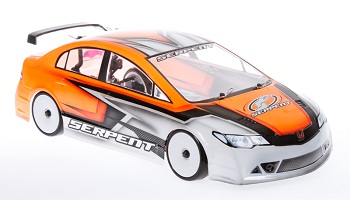 Serpent 411 FF 1/10 Front Wheel Drive Car