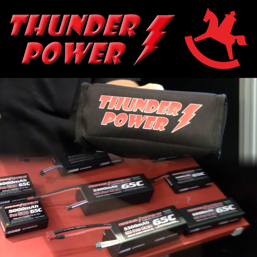 New from Thunder Power