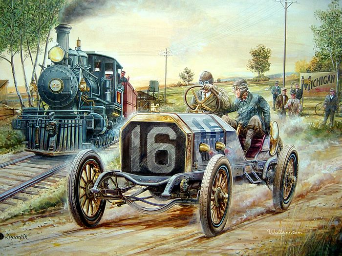 Vintage Cars — What's Old Is New Again