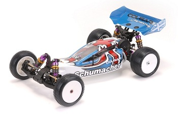 Schumacher Cougar SV2 2WD Electric Off-Road Buggy