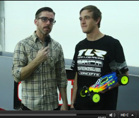 Setup Advice from TLR driver, Dustin Evans