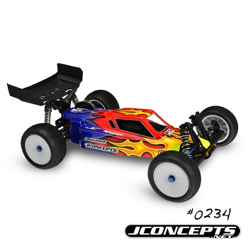 JConcepts Illuzion Centro C4.1 Finnisher Body