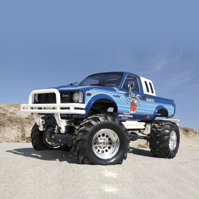 What do you think of Tamiya's Re-Release of the Bruiser?