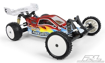 Pro-Line 2012 BullDog Clear Bodies For The CML C4.1 & TLR 8ight 2.0