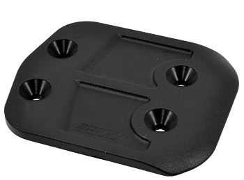 RPM Rear Skid Plate For The Losi TEN-SCTE, TEN-T And 810