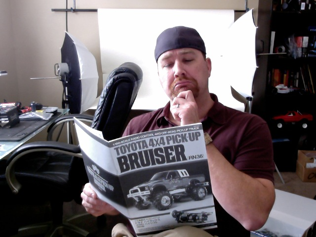 It's Time To Build The Tamiya Bruiser