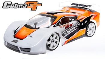 Serpent Cobra GT 1/8 Nitro On-Road Car