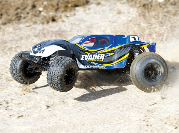 Duratrax Evader Brushless