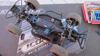 2012 Dirt Nitro Challenge: JConcepts Debuts New Products