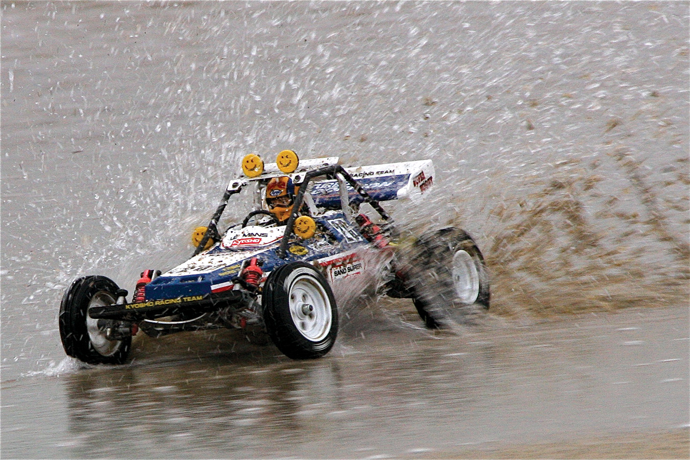 Readers' Rides: Kyosho Turbo Scorpion [May 2012]