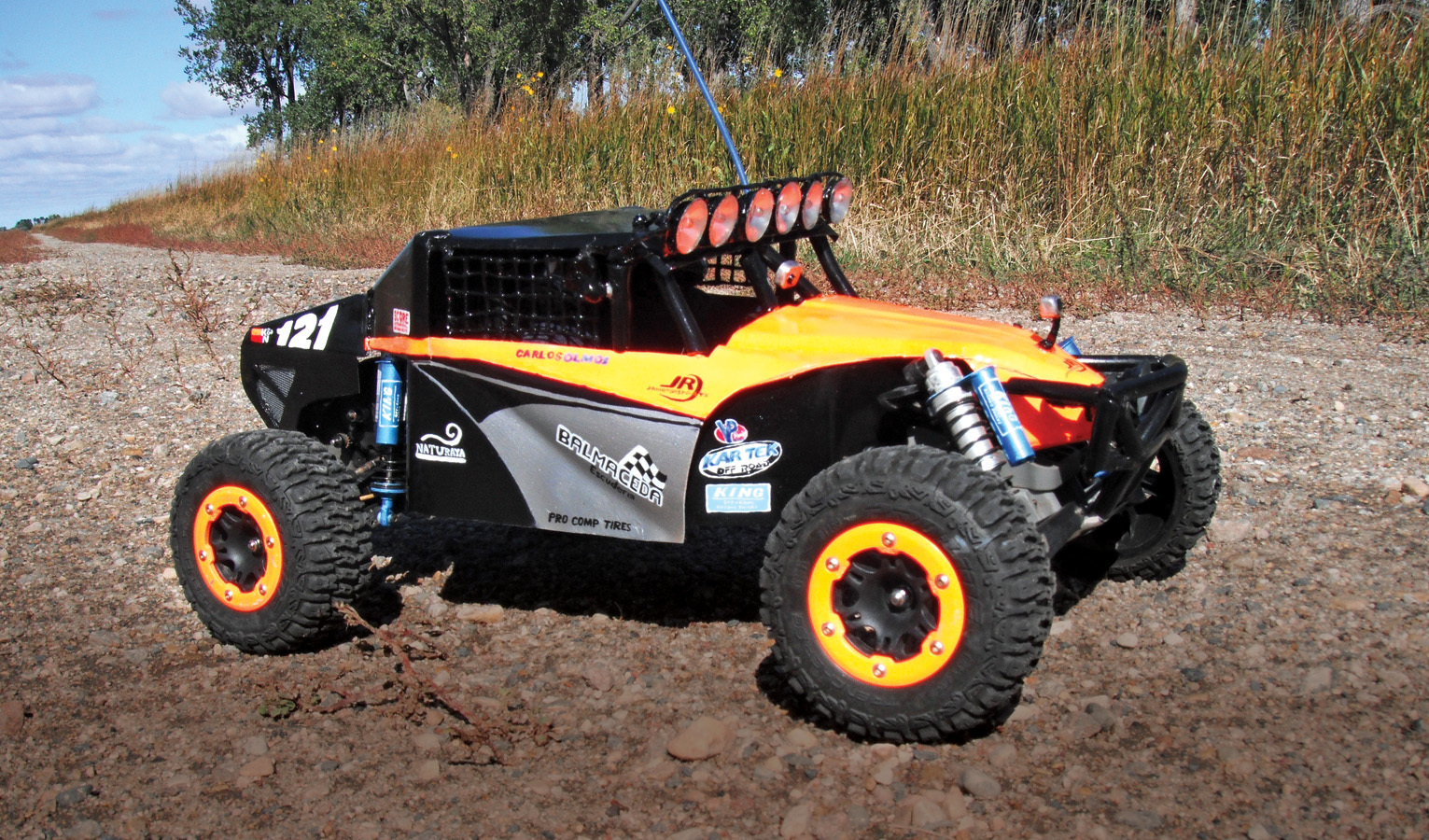 Readers' Rides: Custom Traxxas Slash VXL [January 2012