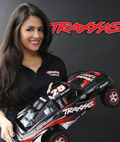 On Air Motorsports Personality Keli Snyder Teams Up With Traxxas