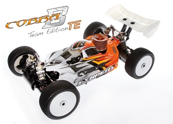 Serpent S811-B Cobra Team Edition 1/8 Nitro Buggy