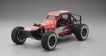 Kyosho Ready Set Sand Master Buggy