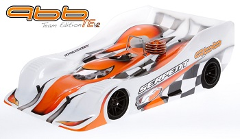 Serpent 966 Team Edition V2 1/8 Nitro 4WD Car