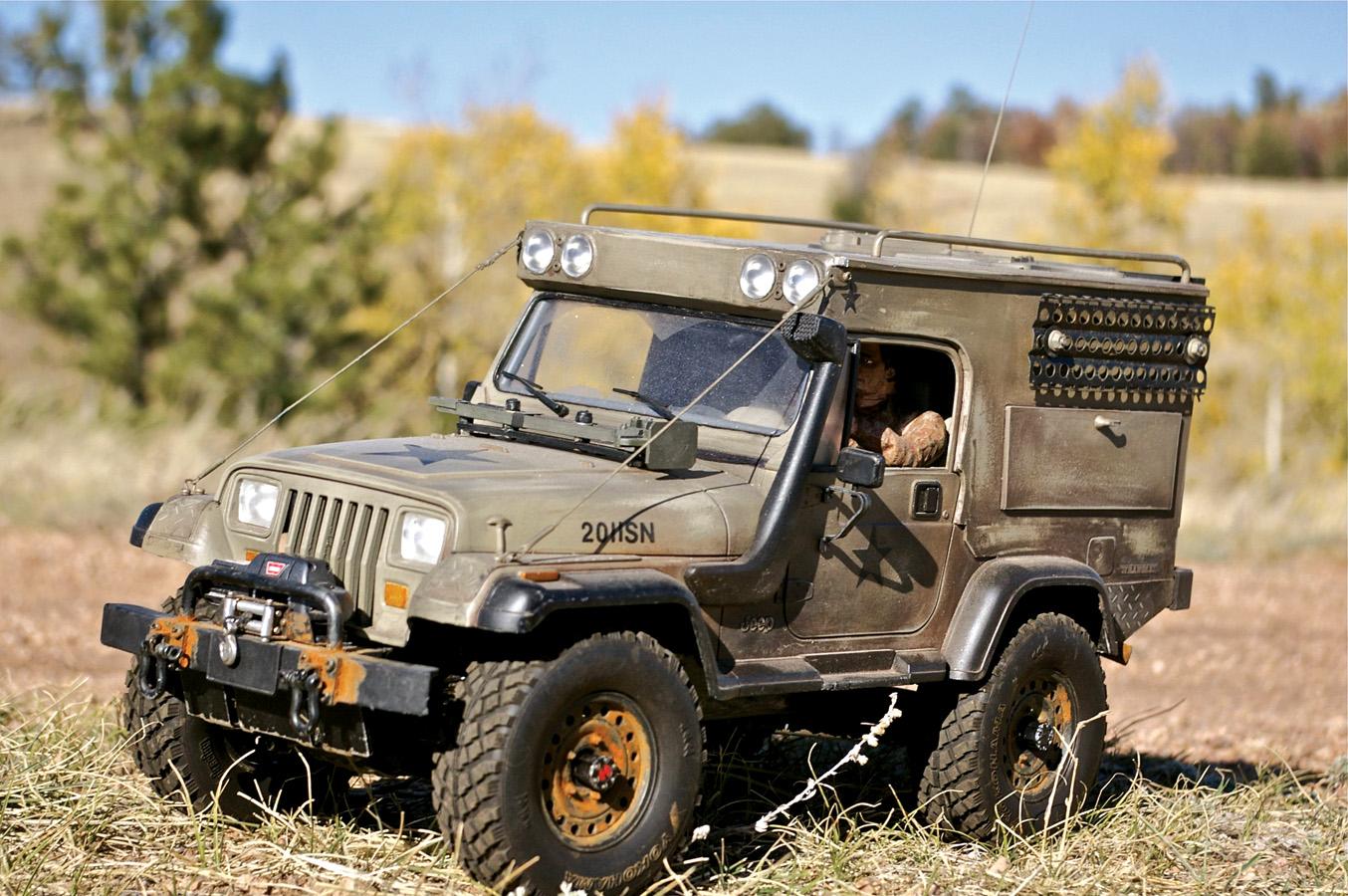 Reader's Ride: Seth Tastad's Tamiya Jeep Wrangler