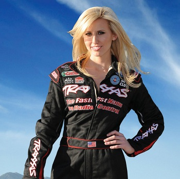 See Traxxas Driver Courtney Force This Weekend At The NHRA Gatornationals In Gainesville, FL