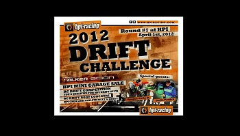 2012 HPI Drift Challenge
