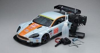 Kyosho Inferno GT2 Aston Martin DBR9 Gulf
