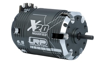 LRP Vector X20 Brushless Motors