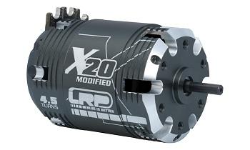 LRP Vector X20 Brushless Motors