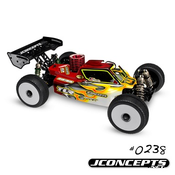 JConcepts Illuzion TLR 8ight 2.0 Finnisher Body