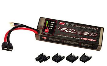 Venom Volt Check LiPo Batteries