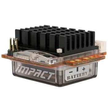 Novak Impact Racing Brushless ESC With X-Drive