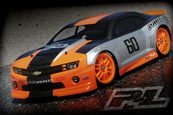 Sneak Peek At Pro-Line's New 2011 Camaro GS 1/16 Rally Body