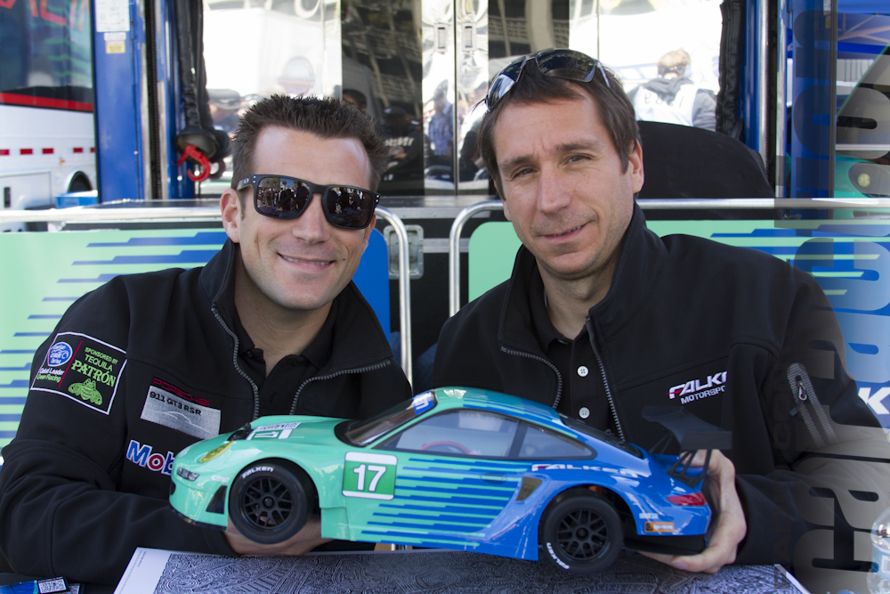 HPI Racing Paired with Team Falken Porsche GT3 RSR